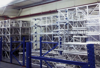 Eurotruss megatruss acquired by Spectrum