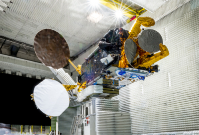 Successful launch for Eutelsat 8 West B satellite