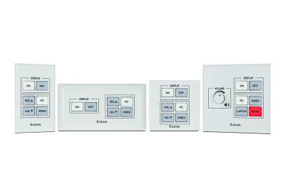 Extron introduces four MediaLink controllers