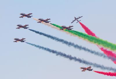 IN PICS: FAI World Air Games 2015