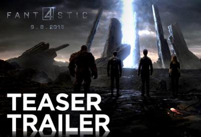 Teaser trailer: Fantastic Four