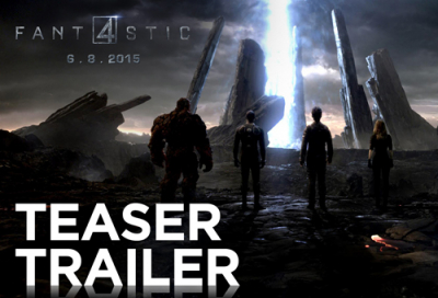 Teaser trailer: Fantastic Four