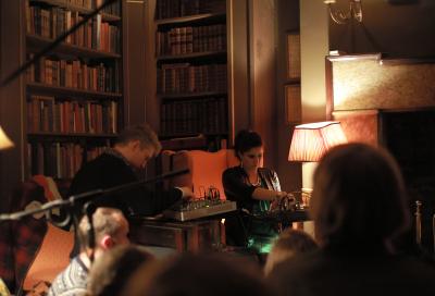 Artists begin curation of 'sound art'
