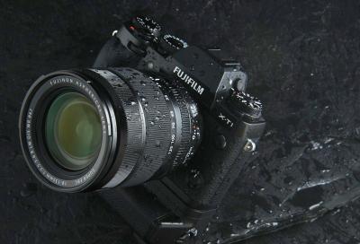 Fujifilm unveils weatherproof lens