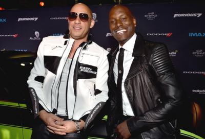 Tyrese Gibson plans Abu Dhabi film studio