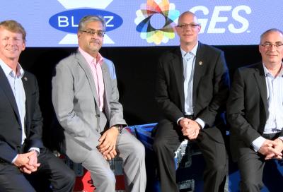 GES announces acquisition of Blitz Communications