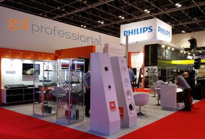 GSL Professional unveils new logo and premises