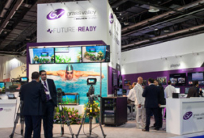 Grass Valley and Belden Inc outline NAB Show plans