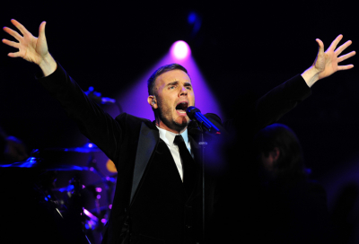 Gary Barlow heading to the region