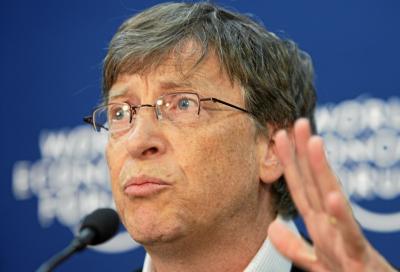 Bill Gates to open Abu Dhabi Media Summit