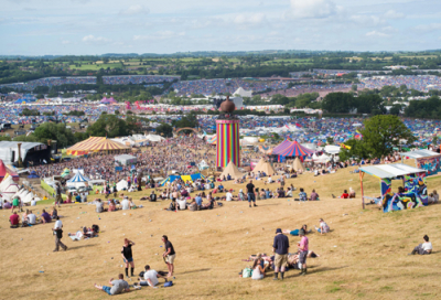 In Pics: Glastonbury 2015