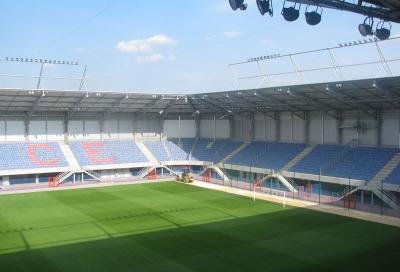 Dynacord serves new stadium in Gliwice, Poland