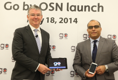 OSN launches 'Go'