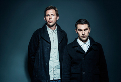 Groove Armada to headline Zero Gravity's NYE party