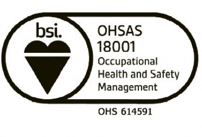 Delta Sound holds OHSAS 18001 certification