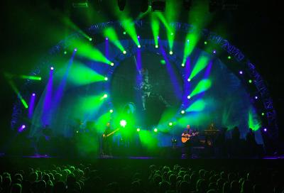 HSL Supplies Brit Floyd Tour
