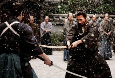 Japanese cinema back on the Scene