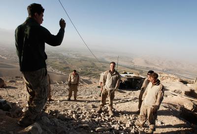 Prince Harry Afghanistan TV movie flops in UK
