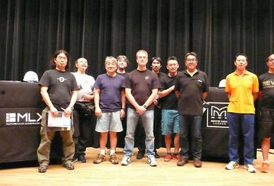 Hibino Corporation plump for Martin Audio MLA