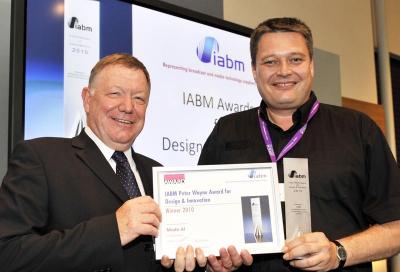IABM Announces Design & Innovation Awards Program