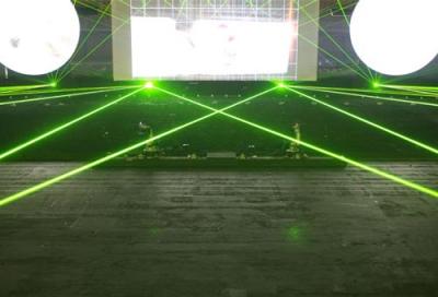 Abu Dhabi Police celebration showcases VFX tech