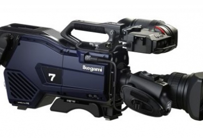 Ikegami puts 4K centre stage