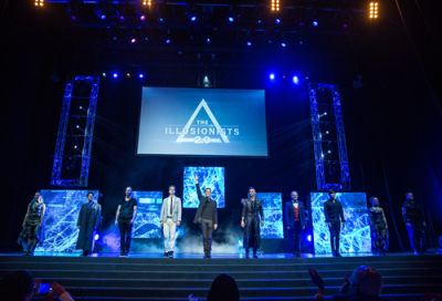 Gallery: The Illusionists 2.0