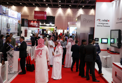 InfoComm attendance up 12 per cent