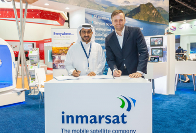Inmarsat signs first UAE distribution partner