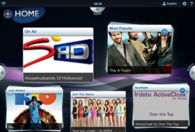 Irdeto targets Middle East multi-screen sector