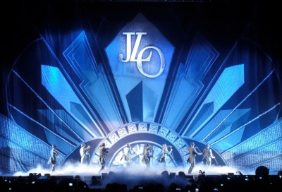 Philips and Clay Paky light up J-Lo