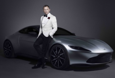 James Bond exhibition rolls into Dubai