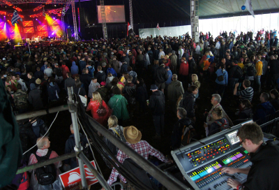 APR brings iLive to West Holts, John Peel stages