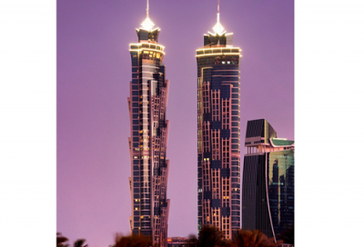 Dubai hotel calls on eclipse for AV