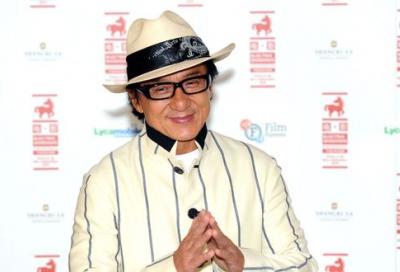 Jackie Chan starts filming Kung Fu Yoga in Dubai