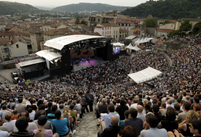 Jands Vista v2 in control at Vienne Jazz Festival
