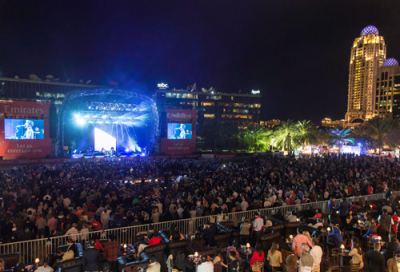 Dubai Jazz Festival 2015 kicks off