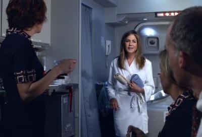 Emirates teases $20m Jennifer Aniston ad campaign