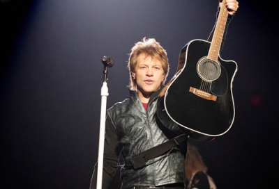 Bon Jovi to play in Abu Dhabi