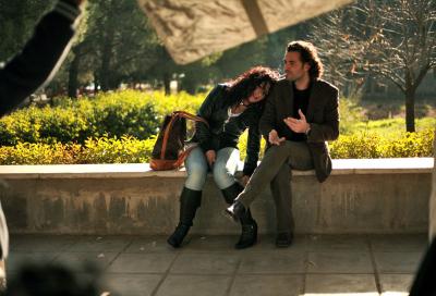 Jordanian filmmakers tie for local production
