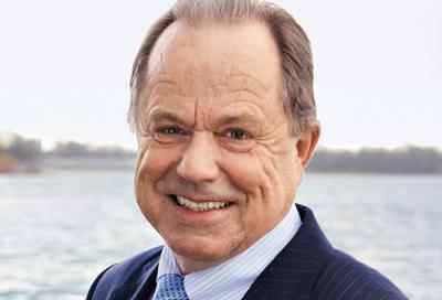 Joerg Sennheiser given lifetime achievement award