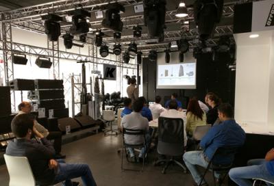 K-array and Procom host Dubai training