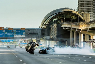 VIDEO: Dubai gets Ken Block cinematic treatment