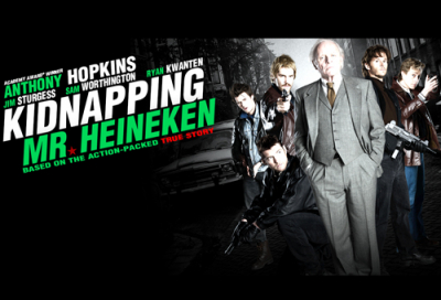 COMPETITION: 'Kidnapping Mr. Heineken' premiere