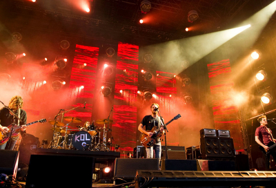Sennheiser gets royal approval from Kings Of Leon