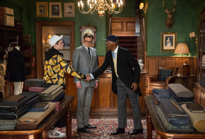 FILM REVIEW: Kingsman: The Secret Service