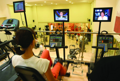 Digital signage solutions get physical with fitness clubs in the Middle East