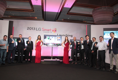 LG launches latest Smart TV line up in region