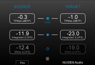 Nugen Audio to demo LM-Correct at BroadcastAsia