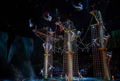 Dubai to get permanent Vegas-style water show